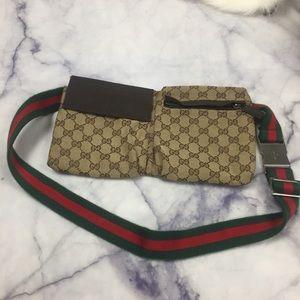 Gucci fanny pack /bum bag supreme Webb